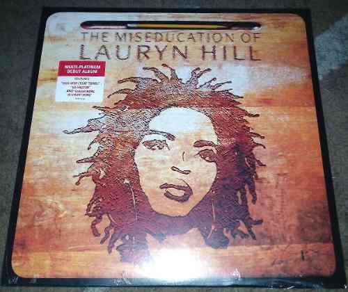 Lauryn Hill - The Miseducation Of (vinilo, Lp, Vinil, Vinyl)