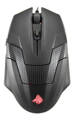 Mouse Eagle Warrior Optico Usb G15 Drakon Iluminado dpi
