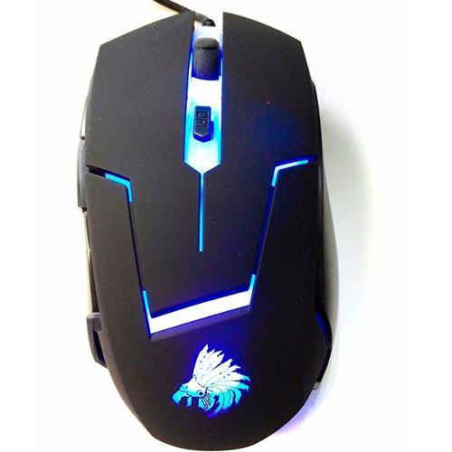 Mouse Gamer Eagle Warrior G13 Moj136us0g13egw dpi Usb /v
