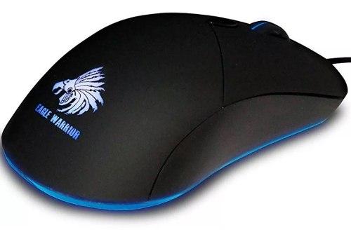 Mouse Gamer Eagle Warrior G37 Infinite Moj936umg37egw