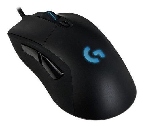 Mouse Gamer Logitech Prodigy G Dpi, 6