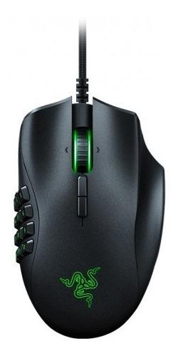 Mouse Gamer Naga Trinity Placa Intercambiable Razer