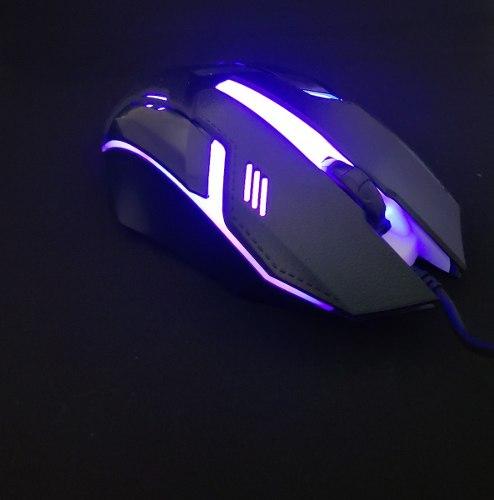 Mouse Gamer Retroiluminado  Dpis