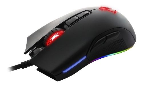 Mouse Gamer Yeyian Claymore Rgb  Dpi Teflon Resistente