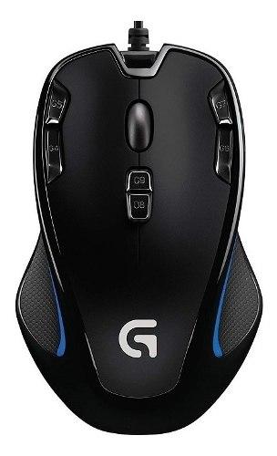 Mouse Logitech Optico Usb G300s Alambrico Optico Gaming