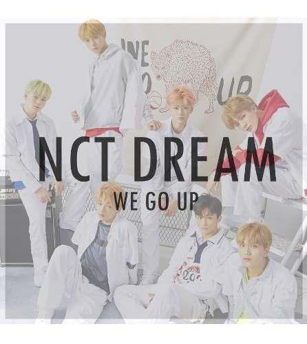 Nct Dream We Go Up Mini Album Kpop Original