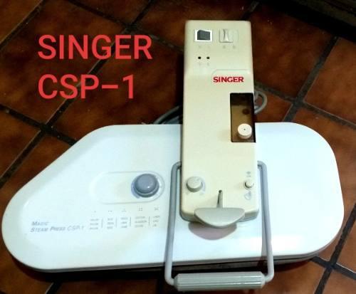 Plancha Csp-1 Singer De Vapor