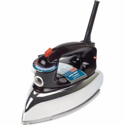 Plancha De Ropa Black And Decker -envio Gratis 601068065