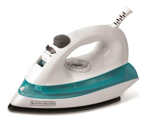 Plancha De Vapor Black And Decker Irbd100 1200w.