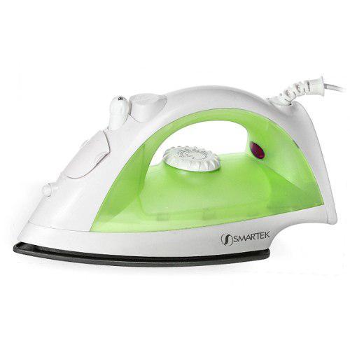 Plancha De Vapor Smartek St1200g, Color Verde/blanco