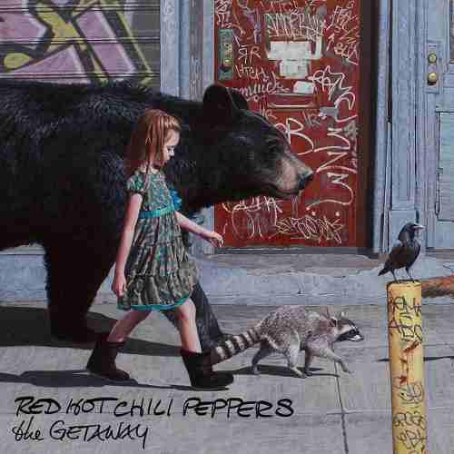Red Hot Chili Peppers / The Getaway / Disco Cd