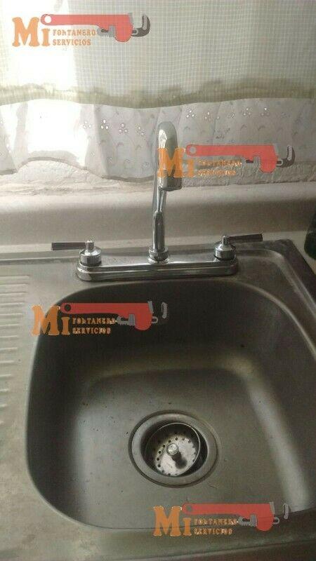 Reparacion de fugas de agua en Cocina