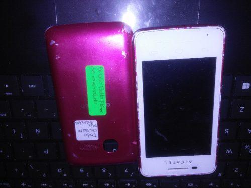 Telefono Alcatel T Pop 4010a Con Detalle