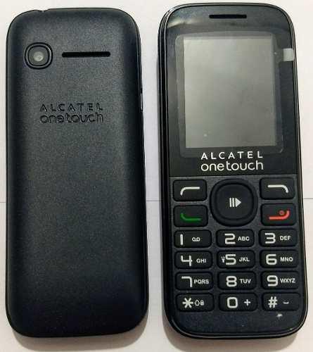 celular De Teclas Alcatel G1050a Camara Mp3 Radio Fm Telcel