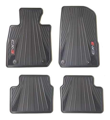 Tapetes Mazda Cx3 Originales  Con Envio! Uso Rudo