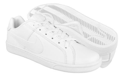 Tenis Casuales Nike Para Caballero Blancos