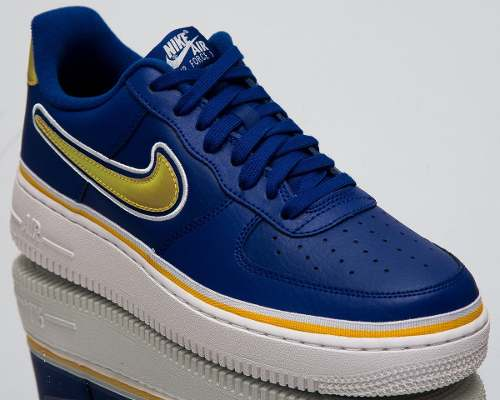 Tenis Nike Air Force 1 ´07 Lv8 Sport Nba Originales En Caja