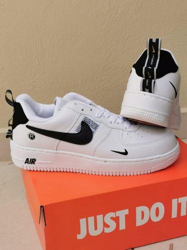 Tenis Nike Utility Just Do It Air Force One Unisex Envio Gra