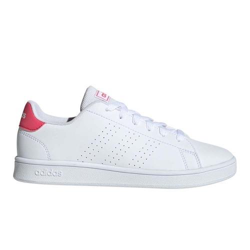 Tenis adidas Advantage Blanco/rosa Originales Ef