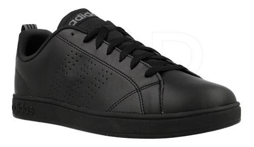 Tenis adidas Neo Para Caballero Advantage Negro Envio Gratis