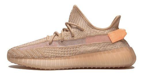 Tenis adidas Yeezy Boost 350 V2 Clay True Coral Hombre