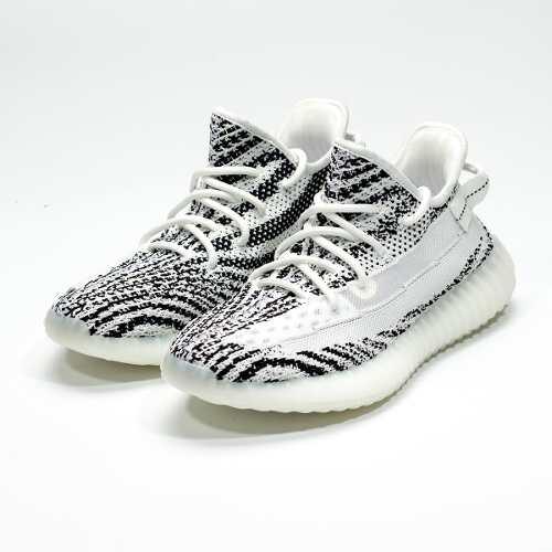 Tenis adidas Yeezy Boost 350 V2 Zebra Translucent Hombre