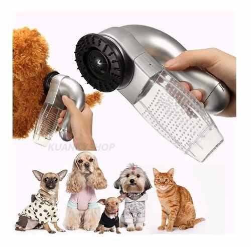 Aspiradora De Pelo Para Perros Gatos Mascotas