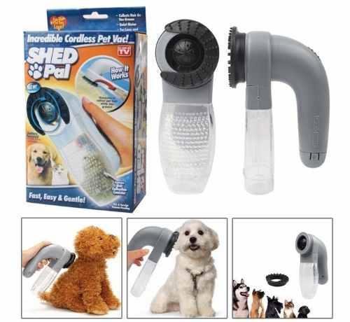 Aspiradora De Pelo Para Perros Gatos Mascotas Shed Pal