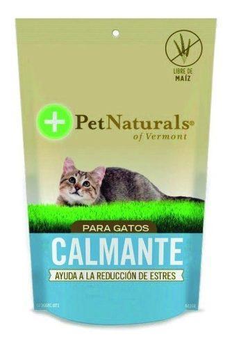 Bolsa 50 Pzs Calmante Natural P/ Gatos Pet Naturals Pn012333