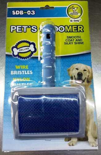 Cepillo / Carda Grande Para Perros De Todas Las Razas