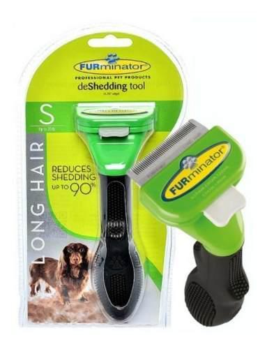 Cepillo Deslanador S Perros Pequeños De Pelo Largo