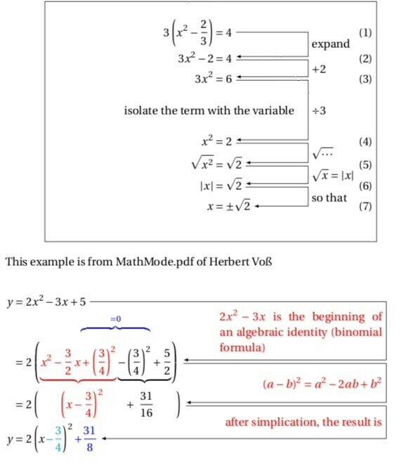 Clases de matemáticas a domicilio para primaria, secundaria