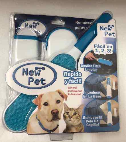 Removedor De Pelos Y Pelusa New Pet