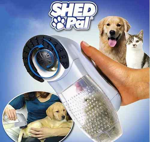 Shed Pal Facil Removedor De Pelo Mascota Perro Gato