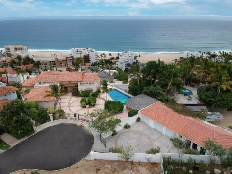 Amplia Casa de 1 nivel en La Jolla San Jose del Cabo a Pasos