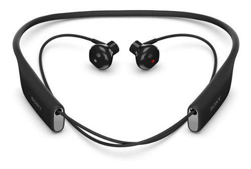 Audifonos Bluetooth Sony Bt /nfc Negro Sbh70