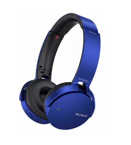 Audifonos Sony Mdr Xb650bt Extra Bass Nfc 30 Hrs De Batería