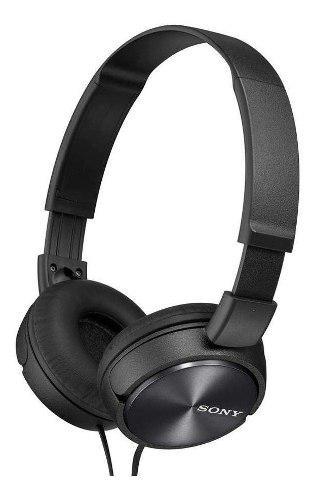 Audifonos Tipo Diadema Sony Zx-310 Color Negro Manos Libres