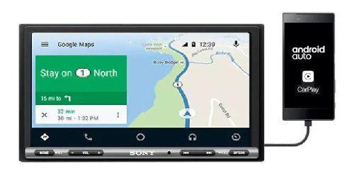 Auto Estéreo Pantalla Sony Xav-ax3000 Carplay Android Auto