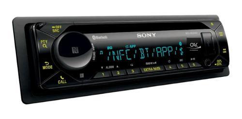 Auto Estéreo Sony Mex-n5300bt Bluetooth Usb Multicolor 2019