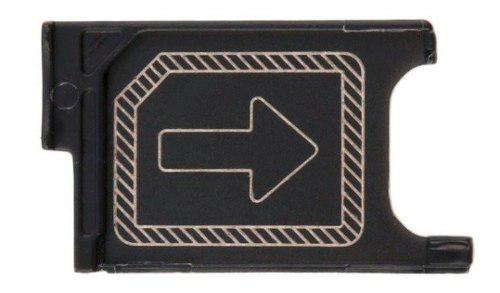 Bandeja Porta Sim Card Xperia Z3 D6603 D6633 Z3 Mini Z5 Mini