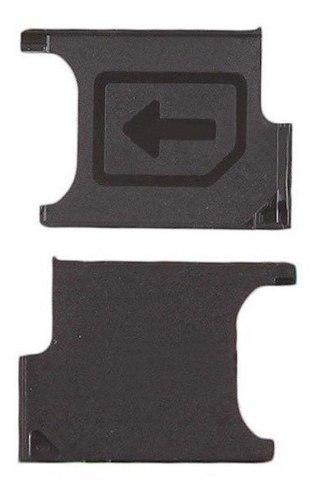 Bandeja Porta Sim Original Sony Xperia Z2 D6502 D6503 D6543