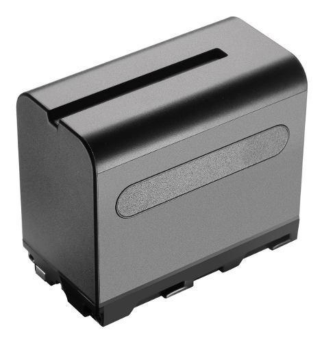 Batería De Larga Duració F970 Para Lamparas Led Y