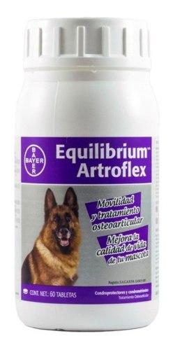 Bayer Equilibrium Artroflex 60 Tabletas Cad Jul