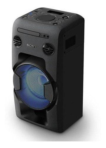 Bocina Minicomponente Bluetooth Fm Usb Cd Mp3 Mhc-v11 Sony