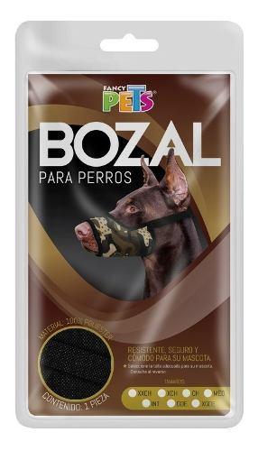 Bozal Para Perro Con Forro De Malla Mediano Tx