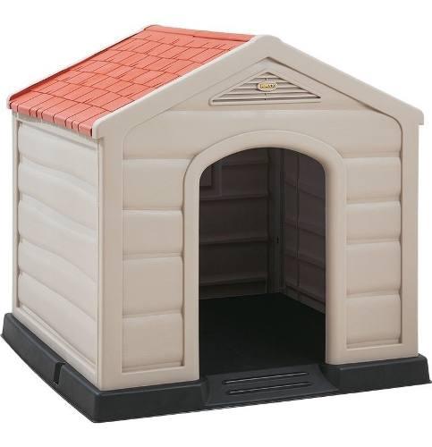 Casa Para Perro Grande Térmica Exterior Protección Contra