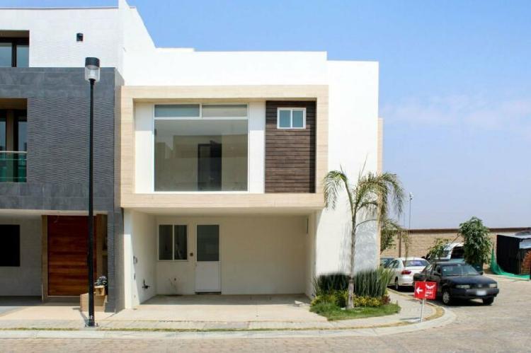 Casa en renta en Parque Baja California Sur en Lomas de