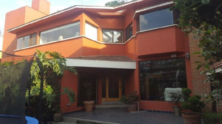 Casa en venta en Bosque de las Lomas
