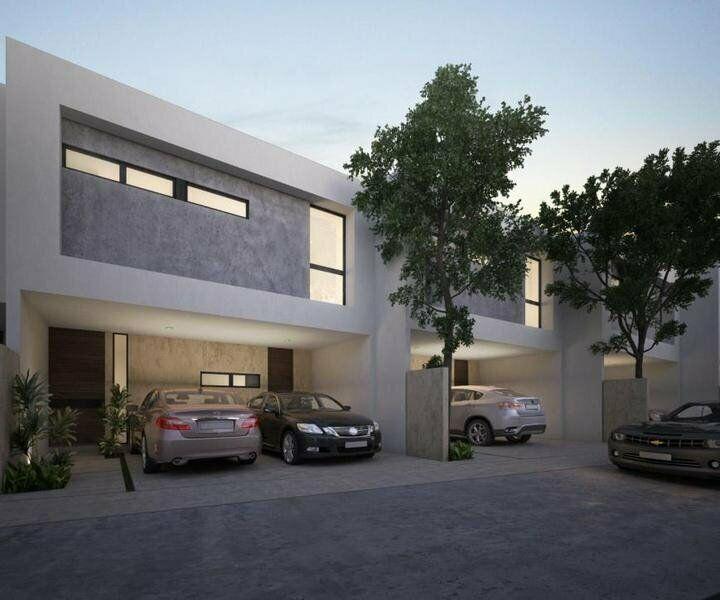 Casa nueva tipo loft en Montecristo, Mérida ¡Último